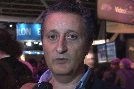 IBC 2014: Francesco Donato, Vice President – Sky Deutschland