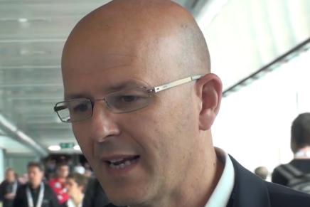 IBC 2014: Luciano Consigli, Director Technical & Operations – 3zero2tv