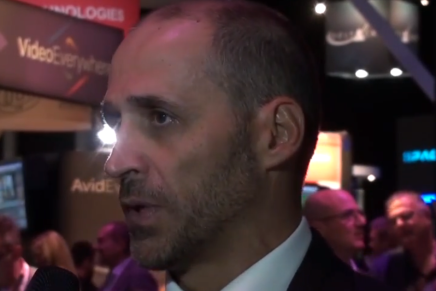 IBC 2014: Alessandro D'Auria, Sales Manager – AVID