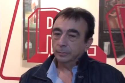 IBC 2014: Alfredo e Clara Bergami, Pierluigi Mandrioli – R.V.R. Elettronica
