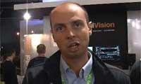 Luciano Frigoli, Matrox e Stefano Galli Gorgatti, 3G Eletronics distributore Matrox