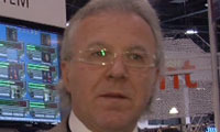 NAB 2010: Giuseppe Vaccari, Presidente, AXEL