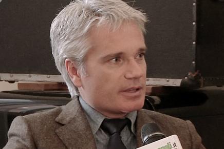 Videointervista a Giuseppe Basso – Cinecittà Studios