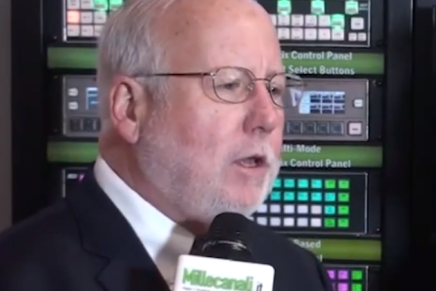 NAB 2015 – Intervista a Tom Harmon di Utah Scientific