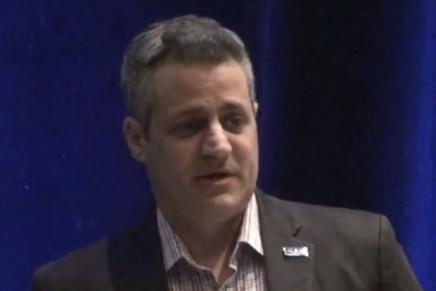 NAB 2015 – Conferenza Nick Rashby di Aja
