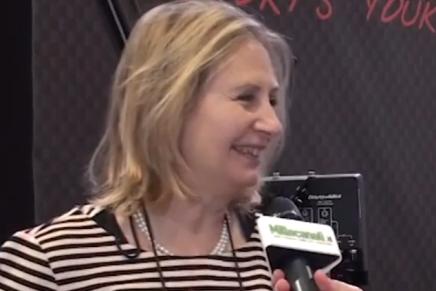 NAB 2015 – Intervista a Isabella Cartoni di Cartoni spa