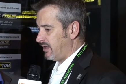 NAB 2015 – Intervista Evertz