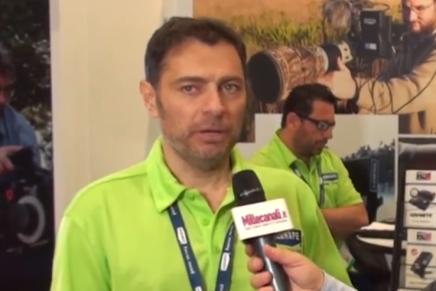 NAB 2015- Intervista a Enrico Ferretti di Blueshape