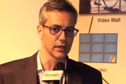 NAB 2015 – Intervista a G. Tracia di Hitachi con G. Meardi di V-Nova