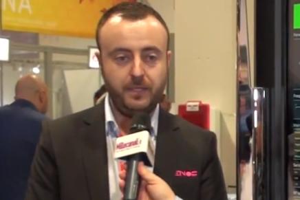 NAB 2015 – Intervista a Daniele Prosperini di Elenos