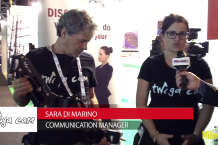 IBC 2015: Sara Di Marino, Communication Manager Twiga Cam