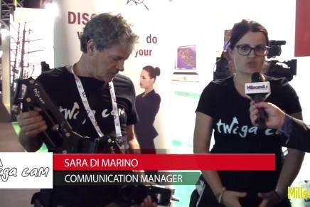 IBC 2015: Sara Di Marino, Communication Manager Twiga Cam