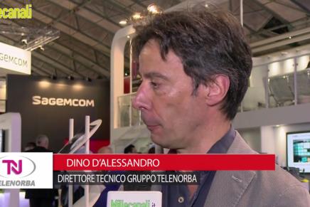 IBC 2015: Dino D'Alessandro, Direttore Tecnico, Gruppo Telenorba