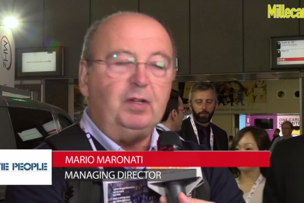IBC 2015: Mario Maronati, Managing Director, Movie People