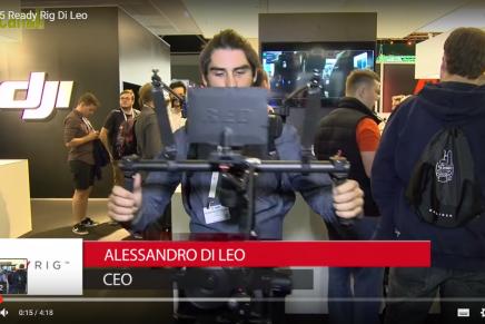 IBC 2015: Alessandro Di Leo, CEO, Ready Rig