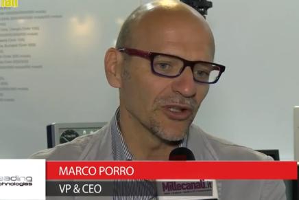 IBC 2015: Marco Porro, VP & Ceo Leading Technologies
