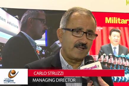 IBC 2015: Carlo Struzzi, Managing Director Video Progetti