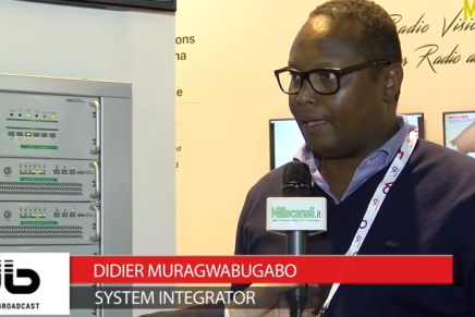 IBC 2015: Didier Muragwabugabo, Digital Broadcast