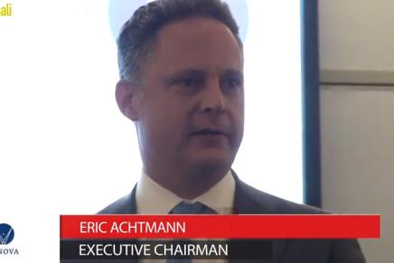 IBC 2015: Erich Achtmann, Executive Chairman V-Nova