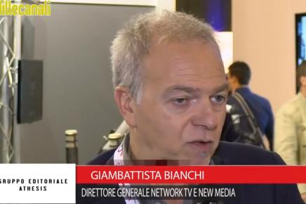IBC 2015: Giambattista Bianchi, Direttore Generale Network TV e Media, Gruppo Editoriale Athesis