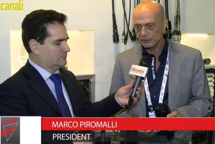 IBC 2015: Marco Piromalli, President Link