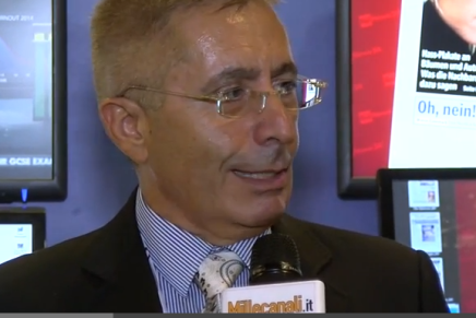 Ibc 2015: Marcello Dellepiane, Ceo Mediapower