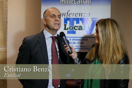 Conferenza Nazionale delle Tv Locali: Eutelsat