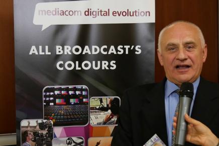 Conferenza Nazionale delle Tv locali, Mediacom Digital Evolution