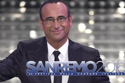 Sanremo, la radio è sempre protagonista