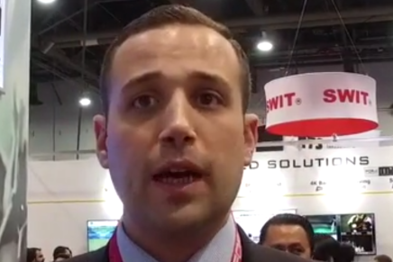 Nab 2016, Fabio Varolo, Sales Manager For A