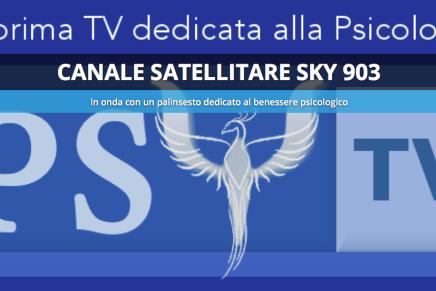 La psicologia arriva in Tv sul canale 903 di Sky