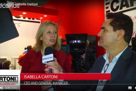 IBC 2016: Isabella Cartoni, Cartoni