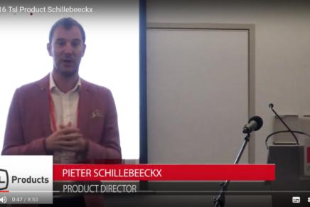 IBC 2016: Pieter Schillebeeckx, Tsl Product