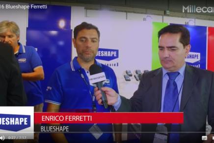 IBC 2016: Enrico Ferretti, Blueshape