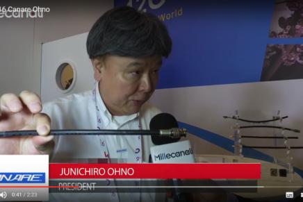 IBC 2016: Junichiro Ohno, Canare