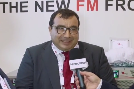 IBC 2016: Carmelo Mallia, Telsat