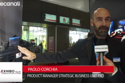 IBC 2016: Paolo Corchia, Sennheiser