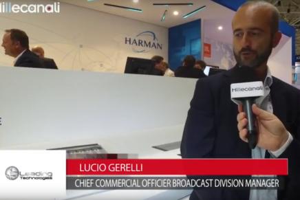 IBC 2016: Lucio Gerelli, Leading Technologies