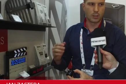 IBC 2016: Jan Zastera, Betso Electronics
