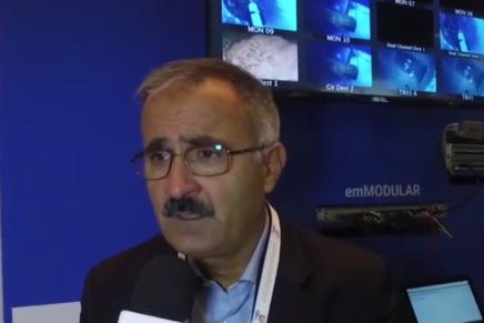 IBC 2016: Carlo Struzzi, Video Progetti