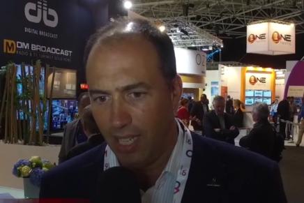 IBC 2016: Guglielmo Feliziani, DB Digital Broadcast