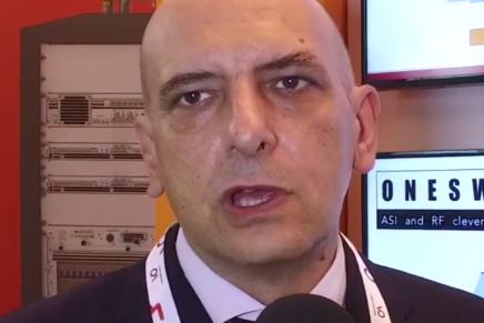 IBC 2016: Luca Saleri, Onetastic