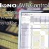 Hono AVB controller, un nuovo software per sistemi AVB