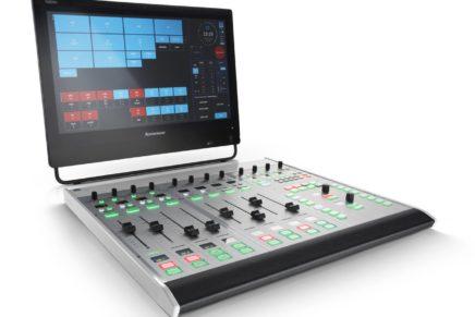 Lawo presenta ruby, la nuova Visual Radio Consolle