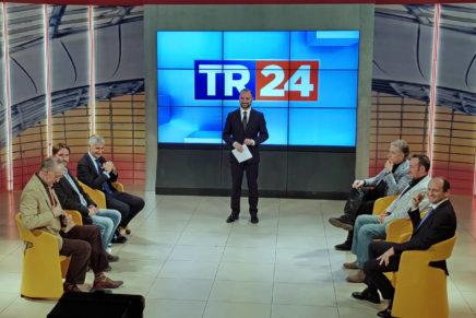 Nasce TR24, la prima rete all news della Romagna