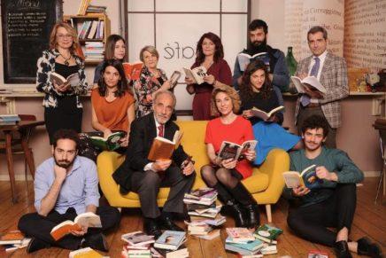 Un nuovo format firmato Pesci Combattenti porta la passione per la lettura su laeffe