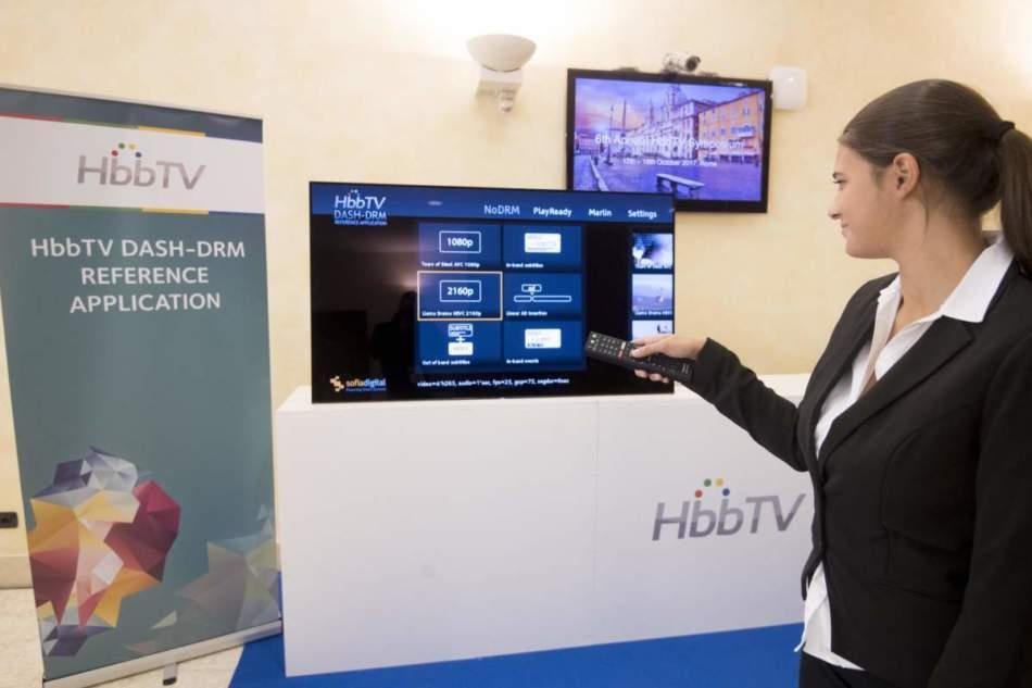 Un bilancio dell'HbbTV Symposium 2017