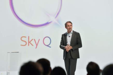 Sky Q: la Tv ricomincia da qui