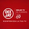 Deejay Tv torna in onda sul canale 69 DTT