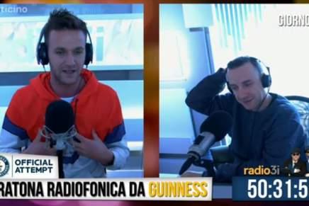 Il record di Maxi B e Michael Casanova a Radio 3i